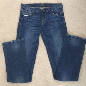 Brooke Slim Lucky Brand Bootcut Jeans